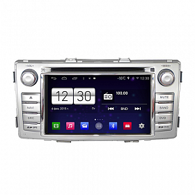 FarCar s160 Toyota Hilux 2012+ Android (M143)
